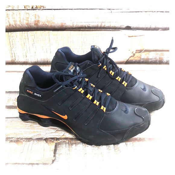 9230476f512e ... coupon code for nike air shox sneaker shoes mens sz 11 blue dee0c a7a62